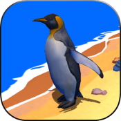 Androidアプリ「Penguin Simulator Pro」のアイコン