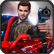Androidアプリ「Drive By Shooting (3d Game)」のアイコン