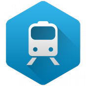Androidアプリ「鉄男 最新鉄道ニュース&まとめ」のアイコン