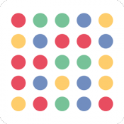 Androidアプリ「25 Dots | パズルゲーム」のアイコン