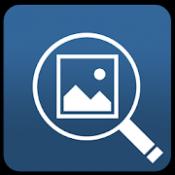 Androidアプリ「PICファインダー - 写真の検索」のアイコン