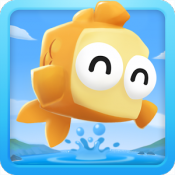 Androidアプリ「Fish Out Of Water!」のアイコン