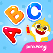 Androidアプリ「Pinkfong 楽しいABCフォニックス」のアイコン