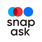 Androidアプリ「Snapask - 世界が認めた勉強SOSアプリ」のアイコン
