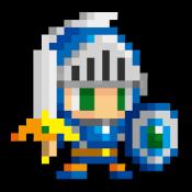 Androidアプリ「ギリギリ勇者」のアイコン