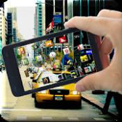 Androidアプリ「透過スクリーンランチャー」のアイコン