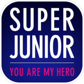 Androidアプリ「SUPER JUNIOR ~YOU ARE MY HERO~」のアイコン