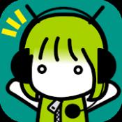 Androidアプリ「おしゃべりAIアシスタント-人工知能コミュニケーションパートナー。雑談や音声アシストが出来る!」のアイコン