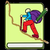 Androidアプリ「登山日記」のアイコン