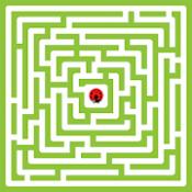 Androidアプリ「迷路の王」のアイコン