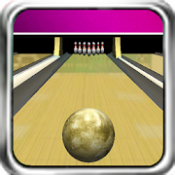 Androidアプリ「Ultimate Bowling」のアイコン