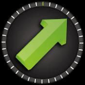 Androidアプリ「傾きチェッカー PRO」のアイコン