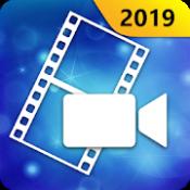 Androidアプリ「PowerDirector - ビデオ編集」のアイコン