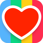 Androidアプリ「5000 Likes FREE for Instagram」のアイコン