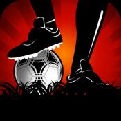 Androidアプリ「Soccer Free Kicks 2」のアイコン