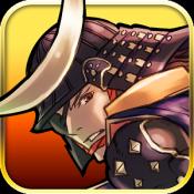 Androidアプリ「戦国X(センゴククロス)」のアイコン