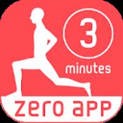 Androidアプリ「3分フィットネス【無料でエクササイズ】」のアイコン