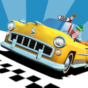 Androidアプリ「Crazy Taxi™ City Rush」のアイコン