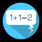 Androidアプリ「1秒さんすう」のアイコン