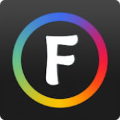 Androidアプリ「文字入れ - ー写真文字入れ」のアイコン