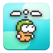 Androidアプリ「Swing Copters」のアイコン