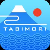 Androidアプリ「TABIMORI」のアイコン
