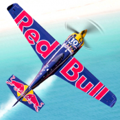 Androidアプリ「Red Bull Air Race The Game」のアイコン