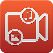 Androidアプリ「Video Maker」のアイコン