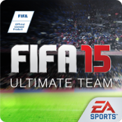 Androidアプリ「FIFA 15 Ultimate Team」のアイコン