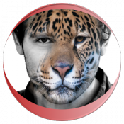 Androidアプリ「Animal Faces - Face Morphing」のアイコン