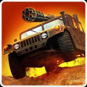 Androidアプリ「Iron Desert - Fire Storm」のアイコン