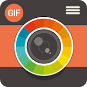 Androidアプリ「Gif Me! Camera - GIF maker」のアイコン