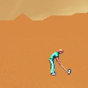 Androidアプリ「Desert Golfing」のアイコン