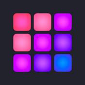Androidアプリ「Drum Pad Machine - ビートメーカー」のアイコン