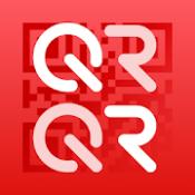 Androidアプリ「クルクル - QRコードリーダー」のアイコン