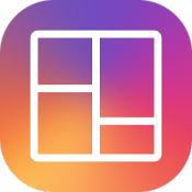 Androidアプリ「photo grid square insta pic」のアイコン