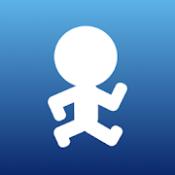 Androidアプリ「世界を旅する歩数計 - Smanpo」のアイコン