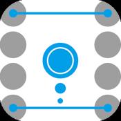 Androidアプリ「レーザーをよけてください!」のアイコン