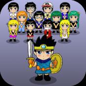 Androidアプリ「JK メイド集め」のアイコン