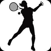 Androidアプリ「激むずテニス 〜 60秒打てる? 〜」のアイコン