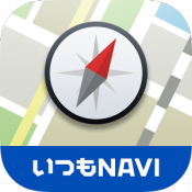 Androidアプリ「ゼンリンいつもNAVI[マルチ] -乗換・地図・ナビ・渋滞-」のアイコン