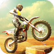 Androidアプリ「バイクレーシング3D - Bike Racing」のアイコン