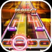 Androidアプリ「BEAT MP3 2.0 - リズムゲーム」のアイコン