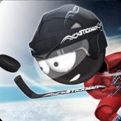 Androidアプリ「Stickman Ice Hockey」のアイコン