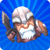 Androidアプリ「Tap Tap Infinity - Idle RPG」のアイコン