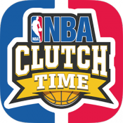 Androidアプリ「NBA CLUTCH TIME『NBA公式』クラッチタイム!」のアイコン