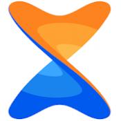 Androidアプリ「Xender-音楽、ビデオ、写真、ステータスの保存を共有」のアイコン