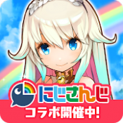 Androidアプリ「ユニゾンリーグ【仲間と冒険】人気本格オンラインRPG」のアイコン