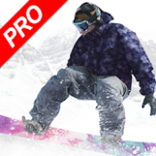 Androidアプリ「Snowboard Party Pro」のアイコン