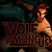Androidアプリ「The Wolf Among Us」のアイコン